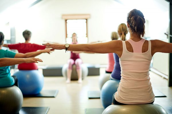 Movement and Pilates classes